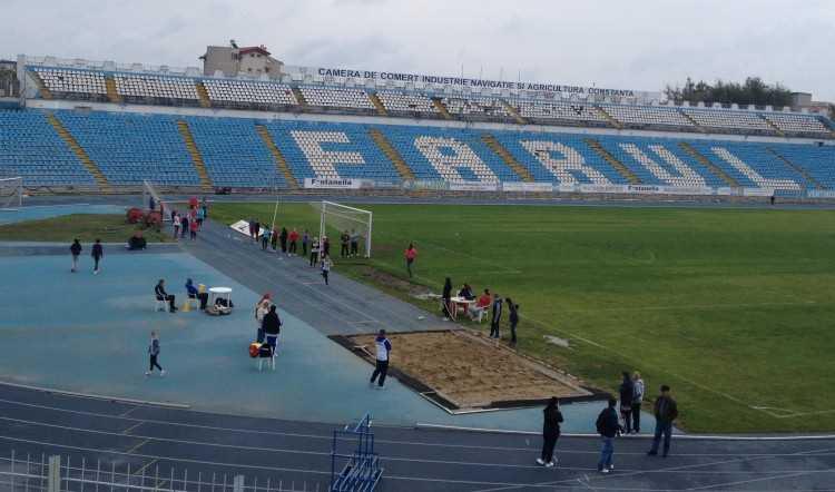 LPS Constanta a dominat  Cupa Toamnei la atletism