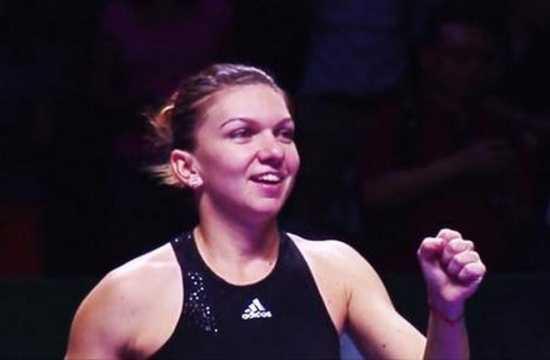 Turneul Campioanelor, Simona Halep a invins-o pe Serena Williams