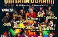 """Manifestare muzicală de prestigiu, festivalul folk """"Chitara Dunării"""" are loc între 29 și 1 decembrie 2014 la Călărași."""