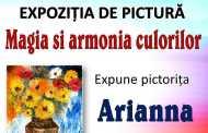 """Magia şi armonia culorilor la Clubul Artelor """"Solteris"""" Mangalia"""
