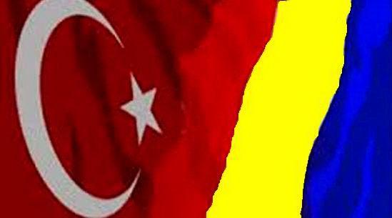 Parteneriat de afaceri romano - turc