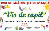 Festivalul gradinitelor la Mangalia