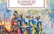 Programul Festivalului Antic Tomis