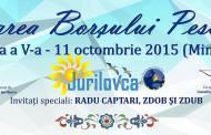 Serbarea Borsului Pescaresc la Jurilovca
