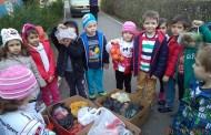 """""""Săptămâna legumelor şi a fructelor donate"""" la Grădinița Amicii Constanța"""