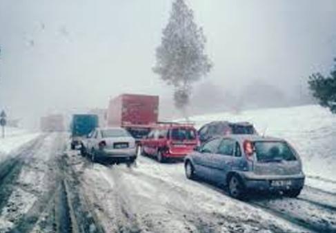 Croaţia:  prognoze de vreme nefavorabilă şi măsuri de dotare a autovehiculelor