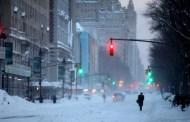 SUA: Condiții meteorologice severe pentru zonele de Nord - Est și Est, Washinhton DC și metropola New York