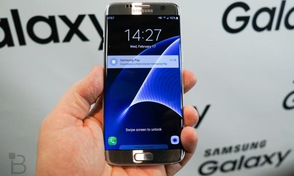 Lansare Samsung Galaxy S7
