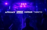 DJ Armin van Buuren, Tiesto, Afrojack şi Hardwell la Untold 2016