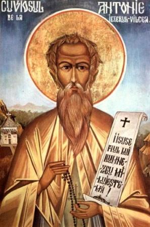 Moaștele Sfântului Antonie de la Iezerul Vâlcei vor sosi la Constanța