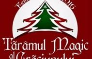 Festivalul Iernii 2016 pe Tărâmul Magic al Crăciunului
