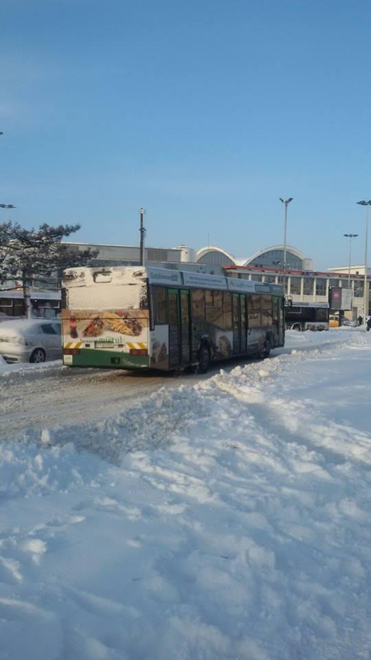 Gratuitate pe autobuzele RATC Constanta