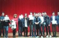 Castigătorii concursului european ,,Tineri în pădurile Europei