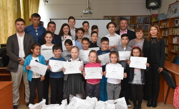 Ziua Limbii Tătare aniversată la Tuzla