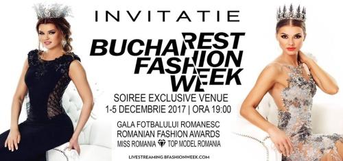 Stil, bun gust si eleganta la Bucharest Fashion Week!