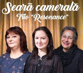 TNOB: Seară camerală cu Trio Resonance