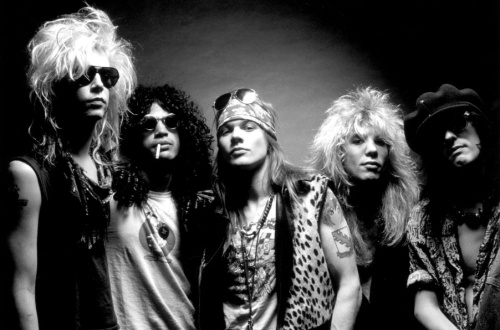 "Guns N' Roses lanseaza albumul ""Massive Appetite For Destruction"" intr-o editie speciala"
