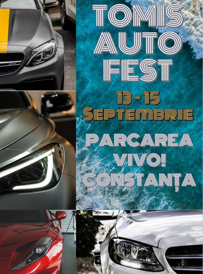 Se deschide Tomis Auto Fest