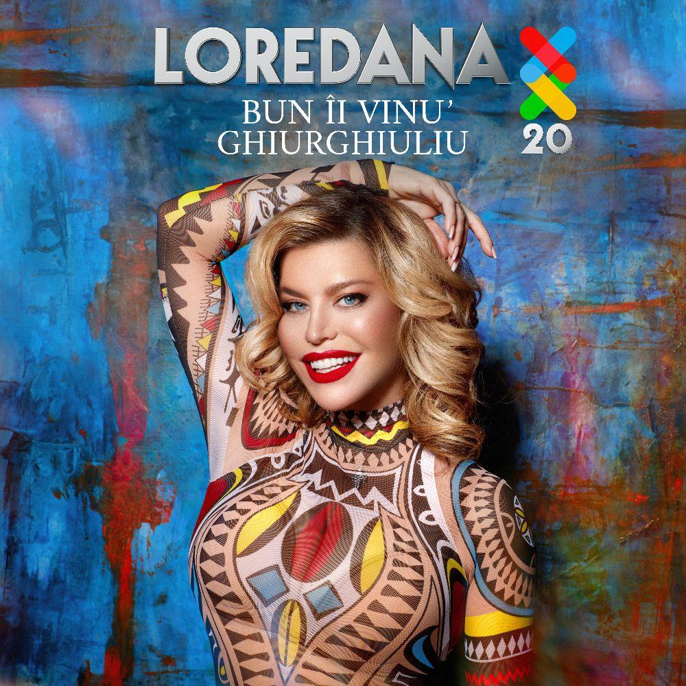 Loredana lanseaza o varianta reorchestrata a celui mai iubit cantec de pahar -