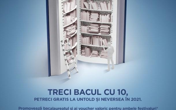 UNTOLD ȘI NEVERSEA LANSEAZĂ CAMPANIA
