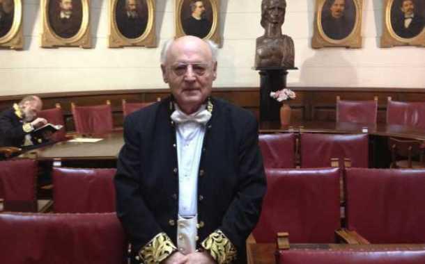 Universitatea Ovidius Constanța: In memoriam, prof. univ. dr. Petre T. Frangopol