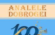 Analele Dobrogei, 100 de ani de la apariția primului număr