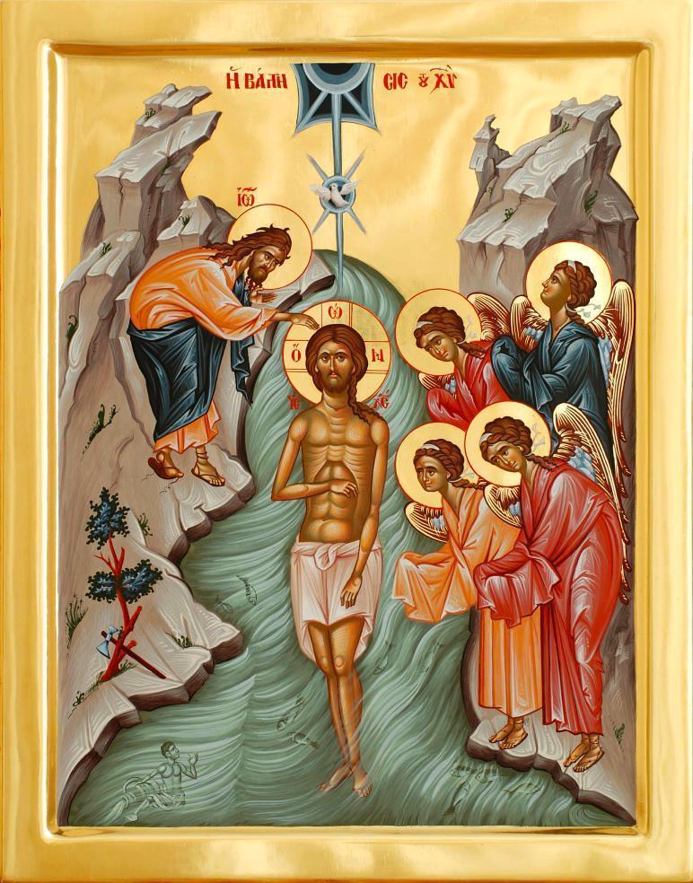 Praznicul Botezului Domnului în Arhiepiscopia Tomisului