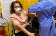 Cadrele medicale din Mangalia se vaccinează împotriva COVID-19