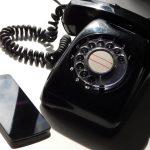 現代の携帯電話は盗聴できない!