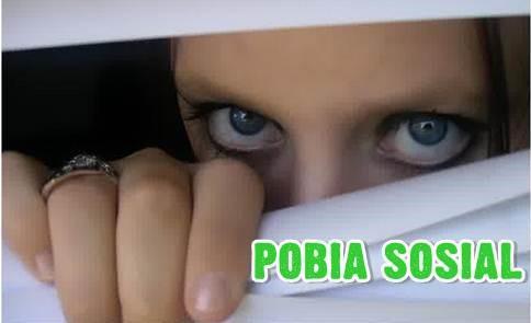 definisi pengertian apa itu pobia sosial - social phobia - social anxiety disorder- psikologis