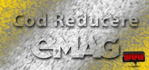 Coduri eMag reducere la electrocasnice