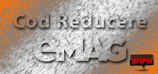 Cod eMag reducere la laptopuri si tablete Toshiba