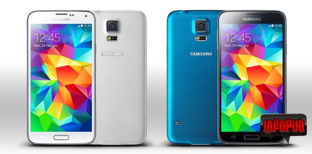 Telefon Mobil Samsung Galaxy S5