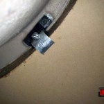 Clema prindere si fixare blat Chiuveta Rotunda ROG 610