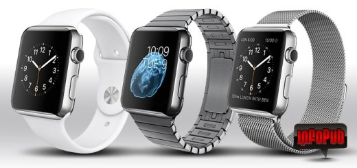 Primul ceas inteligent Watch de la Apple