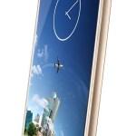 Kazam tornado 348 smartphone semiprofil alb