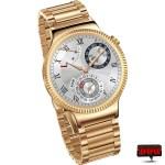Ceas Smartwatch Huawei Watch W1 placat cu aur