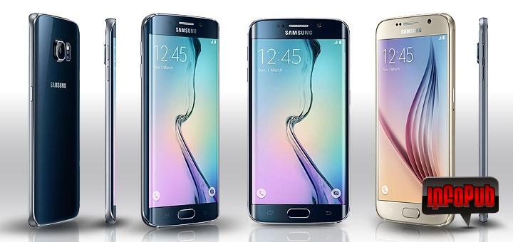 Lansare Samsung Galaxy S6 si S6 Edge