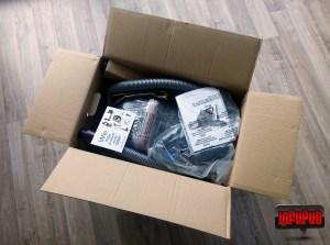 Cutie deschisa aspirator Philips PowerPro Active FC9521-09