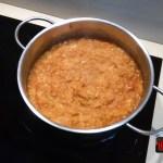 Scazutul merelor - pregatire compozitie placinta cu mere