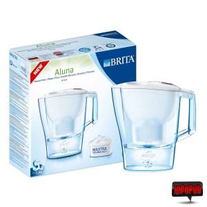 Pachet cana de filtrare apa Brita Aluna Frosted BR1008942