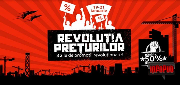 Campania Revolutia Preturilor eMAG