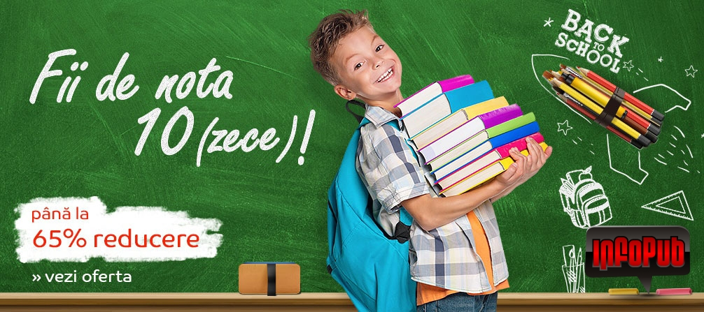 Campania Back to School eMag