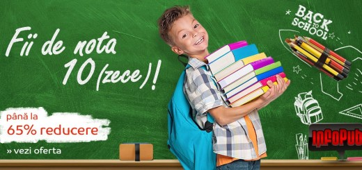 Campanie eMag Back to School