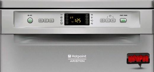 Hotpoint LFF 8M121 CX EU masina de spalat vase