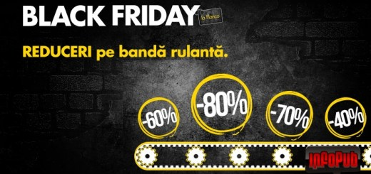 Reduceri de Black Friday la Flanco