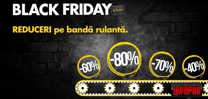 Reduceri de Black Friday la Flanco