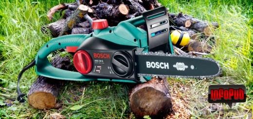 Bosch AKE 30 S fierastrau electric cu lant