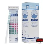 Test Rapid AQUADUR Duritate Apa