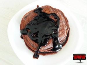 Pancakes cucacaosisos de ciocolata